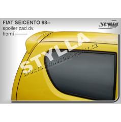 FIAT SEICENTO (98+) spoiler zad. dveří horní