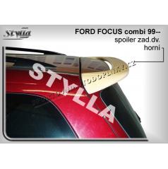 FORD FOCUS COMBI (99+) spoiler zad. dveří horní (EU homologace)