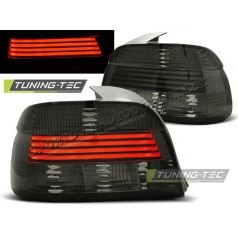 BMW E39 09.2000-06.2003 zadné LED lampy smoke (LDBM65)