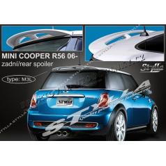 Mini Cooper R56 2006- zadní spoiler