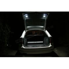 Škoda Superb II Combi - MEGA POWER LED osvětlení kufru KI-R
