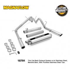 Magnaflow sportovní výfuk dual pro Dodge Ram 2500 2003 5,7 Hemi  15791