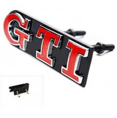 Logo VW GTI na přední masku