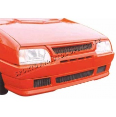 Škoda Favorit maska Rallye s mřížkou - velká oka