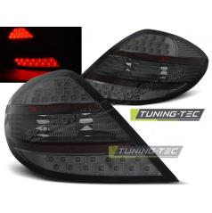 Mercedes R171 SLK 2004-2011 zadní LED lampy smoke (LDME58)
