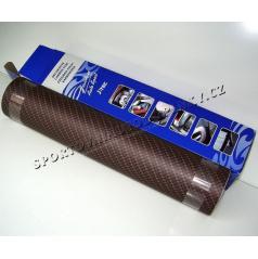 Nalepovací 2D karbon folie černá 100x30 cm