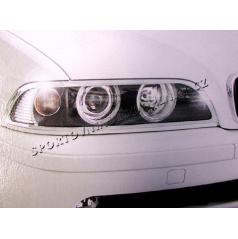 BMW E39 Chrom rámeček předních světel