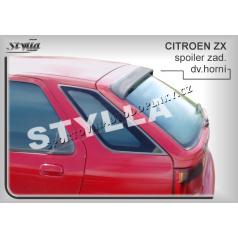 CITROEN ZX HTB  (91-97)  spoiler zad. dveří horní (EU homologace)