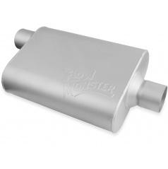Sportovní 2-komorový výfuk Flowmonster Chamber (bok vstup / střed výstup)