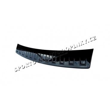 Škoda Superb III Combi - ochranný panel zadního nárazníku Glossy Black - KI-R