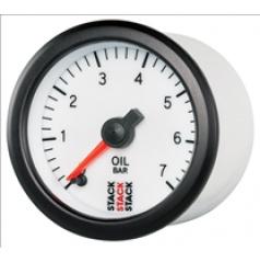 Stack elektronický budík tlak oleje 52 mm ST3351