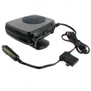 Přídavný ventilátor (chladí, topí, rozmražuje)