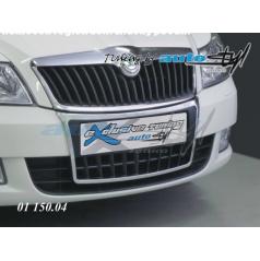Rámeček registrační značky přední Škoda Octavia II facelift