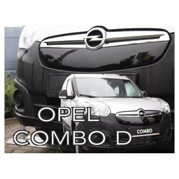 Zimní clona - kryt chladiče - Opel Combo D, 2011-18