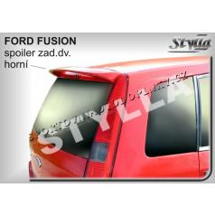 Ford Fusion 2002+ spoiler zadných dverí horný