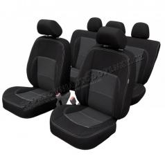 Autopotahy Tapi Lux-Škoda Octavia II-dělená zadní sedačka+loketní opěrka