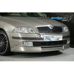 Škoda Octavia II Přední spoiler - pro lak