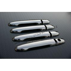 NEREZ chrom kryty klik OMTEC - Mitsubishi Outlander 07-11