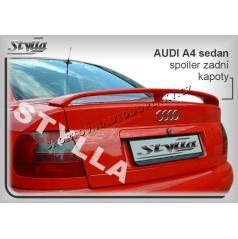 AUDI A4 SEDAN 99+ křídlo zadní kapoty (EU homologace)