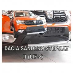 Zimní clona - kryt chladiče dolní - Dacia Sandero II Stepway, po faceliftu, 2016-