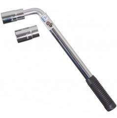 Klíč na kola TÜV, GS 17-19/21-23 mm