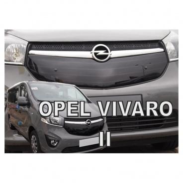 Zimní clona - kryt chladiče - Opel Vivaro, 2014-19