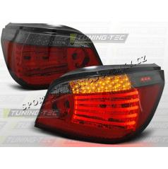 BMW E60 03-07 ZADNÍ LED LAMPY (LDBM63) - sedan