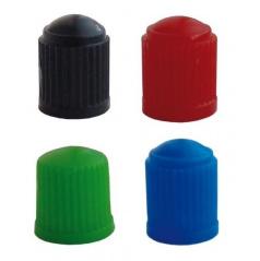 Plastové ventilky různé barvy