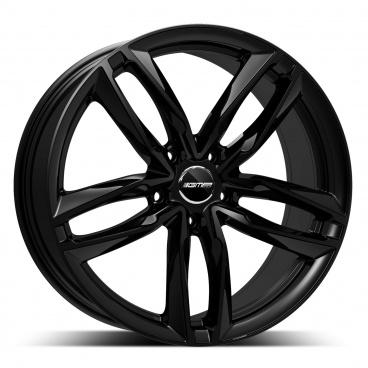Alu koleso GMP Atom black 7,5x17 5x112 ET45