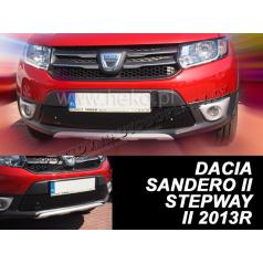 Zimní clona - kryt chladiče - Dacia Stepway II 5 dveř., 2013-