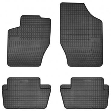 Gumové koberce, Citroen C4 II, 2010-2018