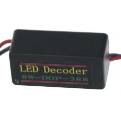 Rezistor - Canbus eliminátor LED žárovky 21W BA 15s