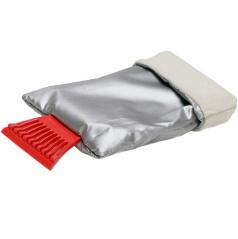 Škrabka na led+rukavice