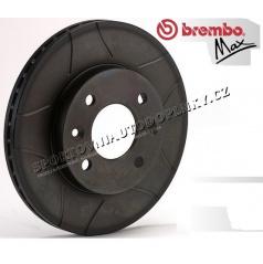09.6943.75 Nissan Almera 1995-2.2000 1.4i 16V (N15) ne pro ABS Brembo Max přední 2 ks 232 mm