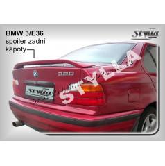 BMW 3/E36 SEDAN 90-98  zadní křídlo (EU homologace)