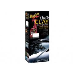 Meguiars Quik Clay Starter Kit pro přípravu povrchu