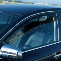 Větrné clony (ofuky) - přední, Škoda Superb