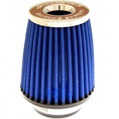 Sportovní vzduchový filtr Simota bavlněný úzký 60-76 mm