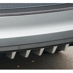 Difuzor zadního nárazníku s převleky - Škoda Octavia III.r.v. 2013/2017