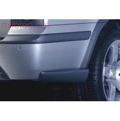 4-ROAD rozšíření zadního nárazníku - ABS černý, Škoda Octavia Combi