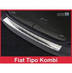 Nerez kryt- ochrana prahu zadního nárazníku Fiat Tipo Kombi 2016+