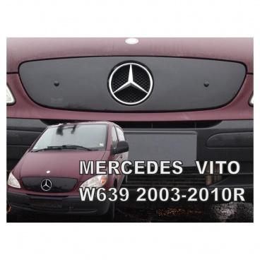 Zimní clona - kryt chladiče - Mercedes Vito/Viano, 2003-10
