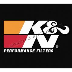 K&N AIR INTAKE SYSTEM VOLKSWAGEN TOUAREG (7P) 3.0, 3.0D, 4.2D - potřeba 2 filtry, rok výroby 2010-2011 (33-2857)
