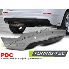 BMW X1 E84 2009-2013 Diesel M-Pakiet PDC zadní nárazník (ZTBM25)