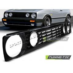 Maska GTI-Type VW Golf 2 black (GRVW05)