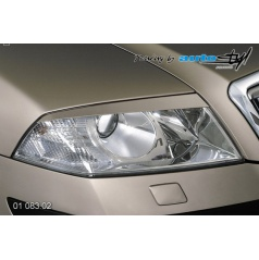 Škoda Octavia II Mračítka předních světel - pro lak