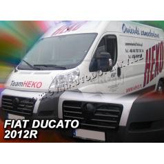 Fiat Ducato, 2006-, zimná clona - kryt chladiča