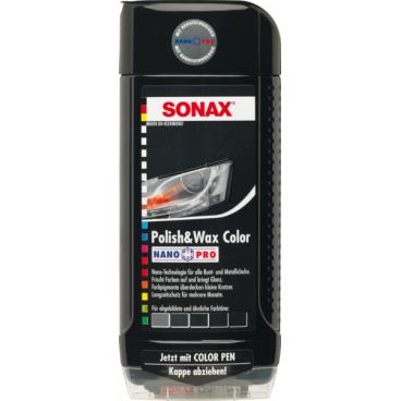 Sonax Color Polish černá 500 ml + opravná tužka