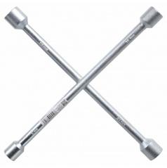Klíč na kola křížový celokovový 17-19-21-23