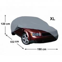 Plachta na auto III - velikost XL 532x190x120 cm